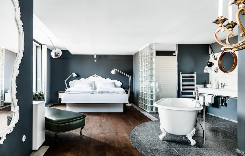 Hotel Grand Ferdinand Vienne boulevard Ringstraße-Grand Ferdinand Suite 1 by komingup