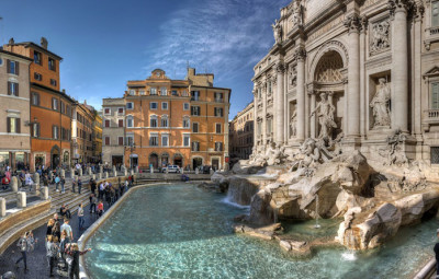 Rome-fontaine-de-Trevis-by-koming-up