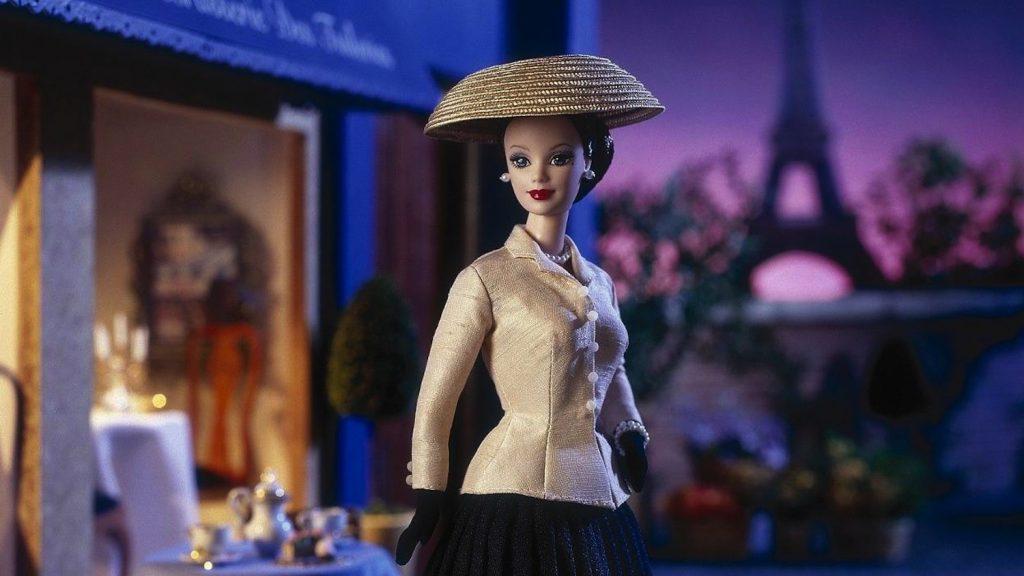 Barbie au Musée des arts decoratifs Paris
