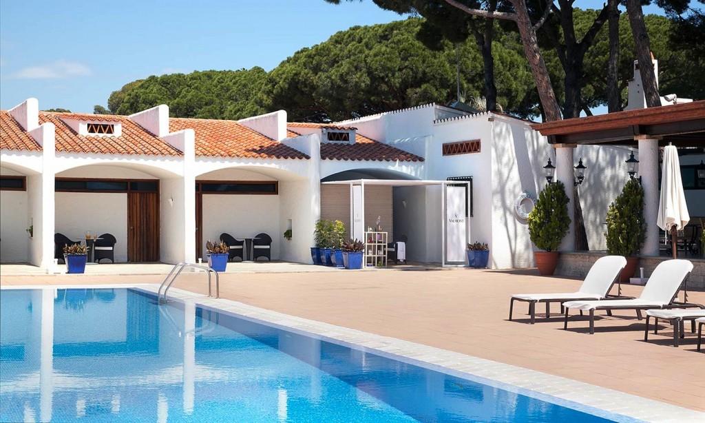 Hotel 5* GL Hostal de la Gavina Costa Brava s'agaro espagne spa valmont