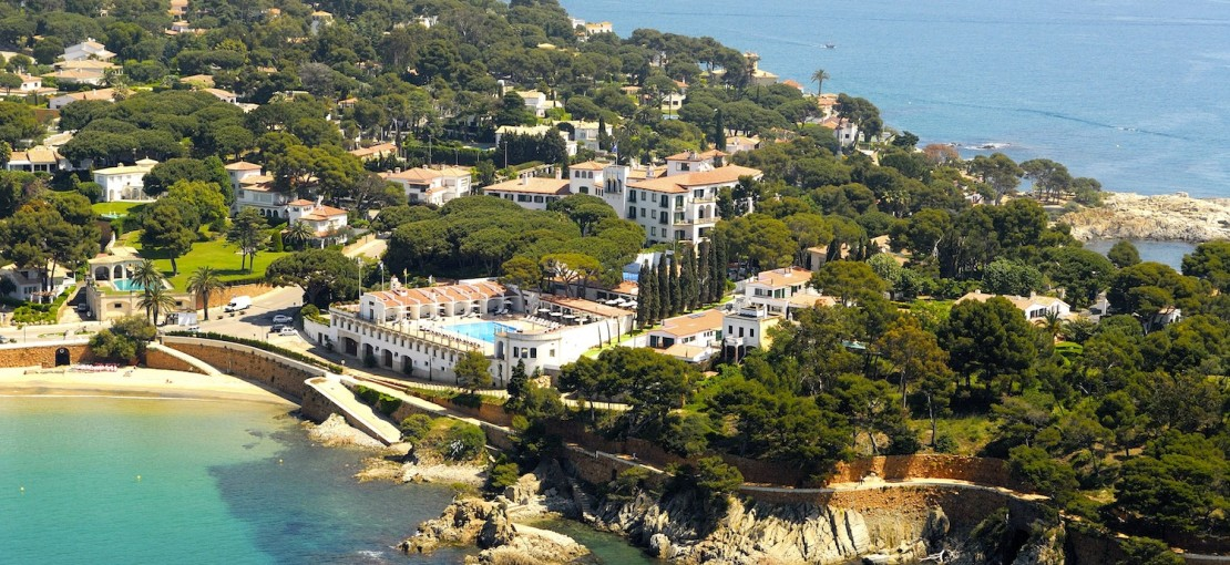Hotel 5* GL Hostal de la Gavina s'agaro Costa Brava