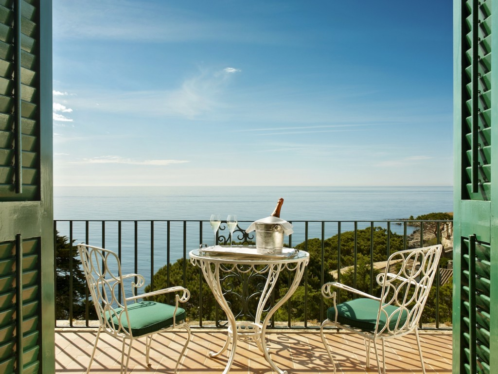 Hotel 5* GL Hostal de la Gavina s'agaro Costa Brava - Superior double balcony 332