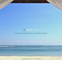 Suite Privee 1er site de ventes privees de sejours en suite d'hotels d'exception