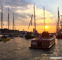 Une parisienne a Amsterdam sail amsterdam sunset cruise