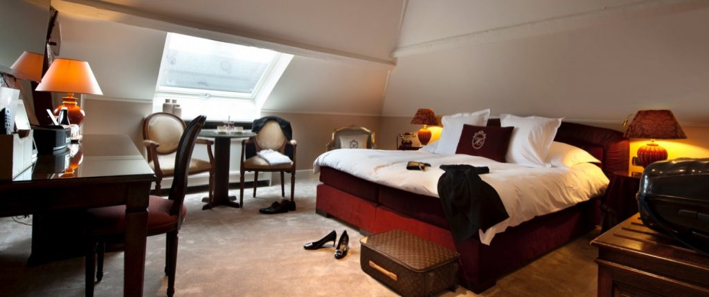 Hotel Heritage 5* Bruges Suite Junior 3
