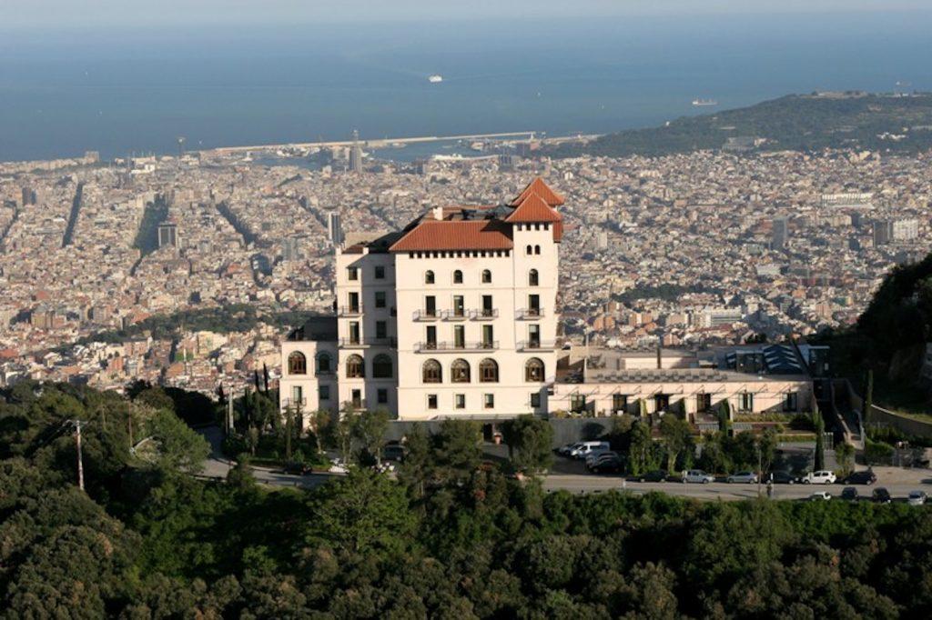 Gran Hôtel La Florida barcelone vue panoramique by suite privee