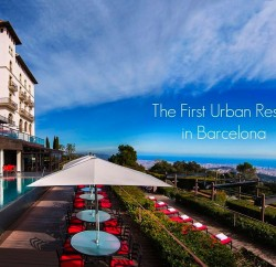 Gran Hotel La Florida the first urban resort in barcelona