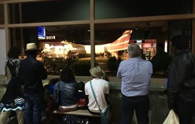 aeroport sir gaetan duval rodrigues ile maurice vol retarde 13 juillet 2016