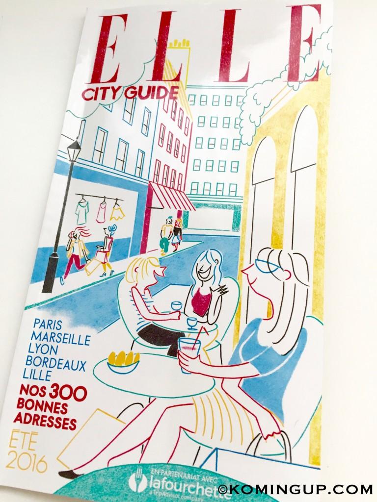 ELLE City Guide été 2016