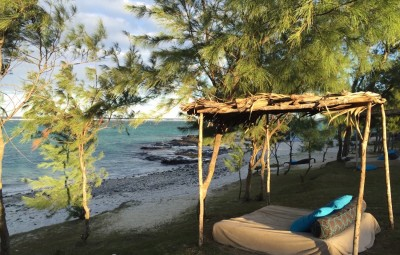Ile rodrigues ocean indien coucher de soleil hotel tekoma