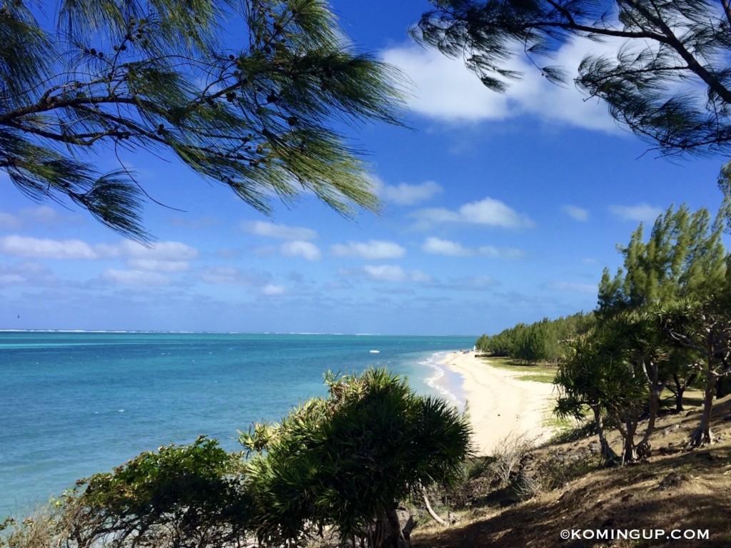 Ile rodrigues ocean indien plage 2