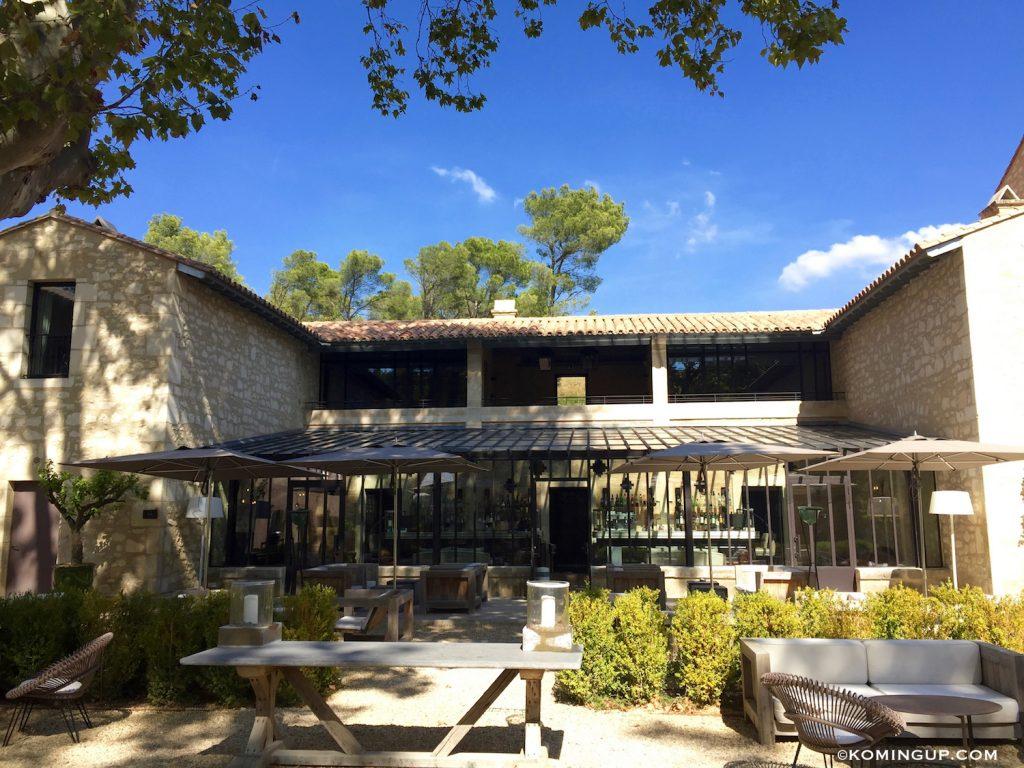Les Baux De Provence Hotel  Etoiles