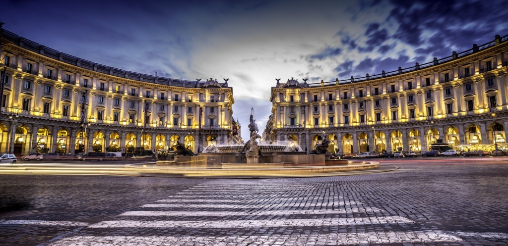Le Grand Hotel Palace Rome Un Cinq Toiles D Exception
