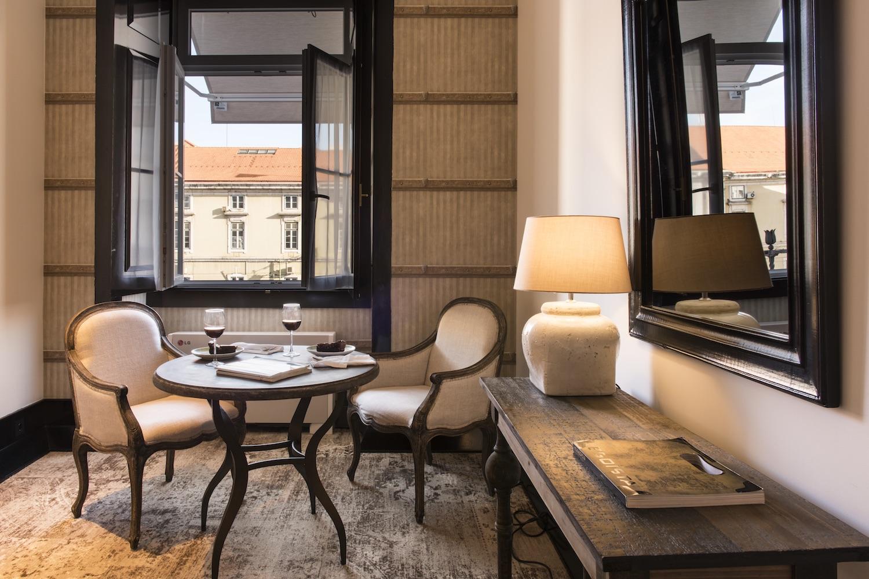 L almalusa baixa chiado la nouvelle adresse bobo cosy et for Deluxe boutique hotel