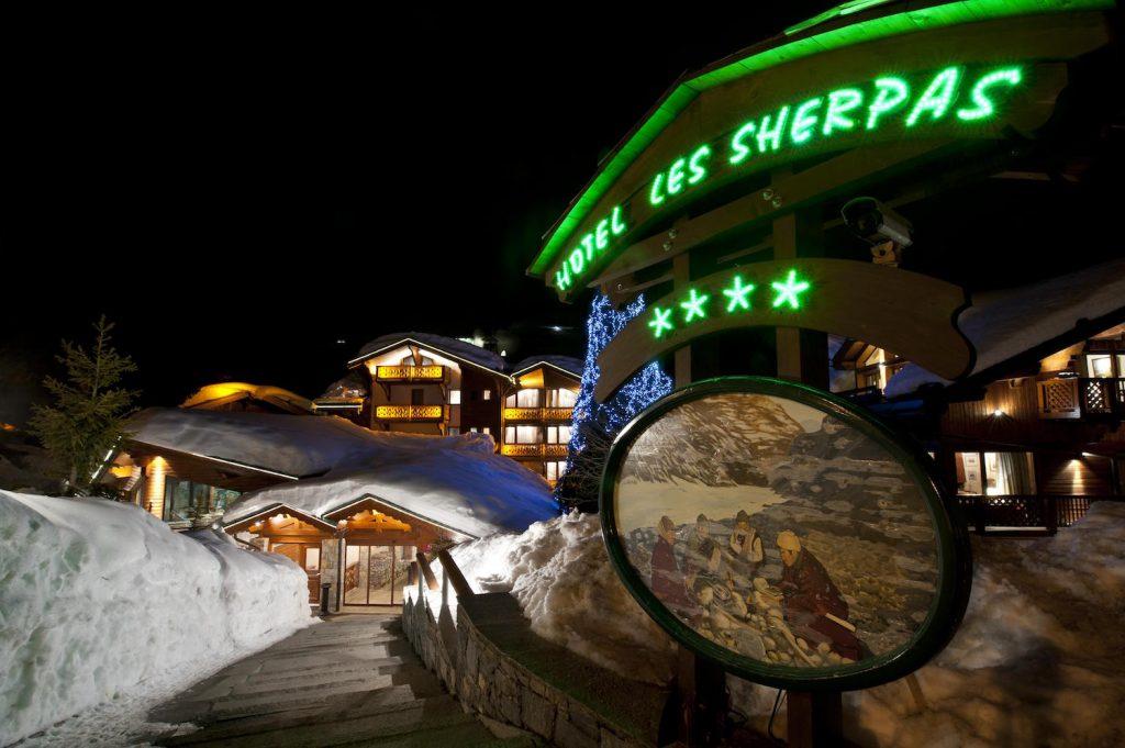 HOTEL LES SHERPAS
