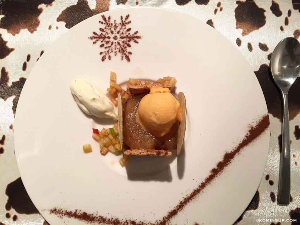 les-contamines-haute-savoie-restaurant-gastronomique-o-a-la-bouche-dessert-aux-pommes