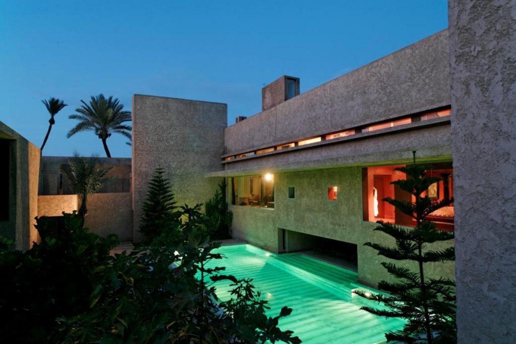 dar-sabra-marrakech-palmeraie-exterieur-nuit