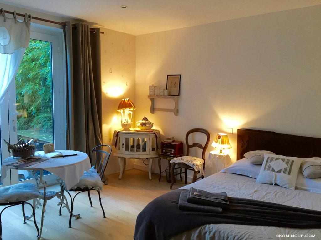 Chambre d hote maison bleue brignogan ventana blog - Chambre d hotes region parisienne ...